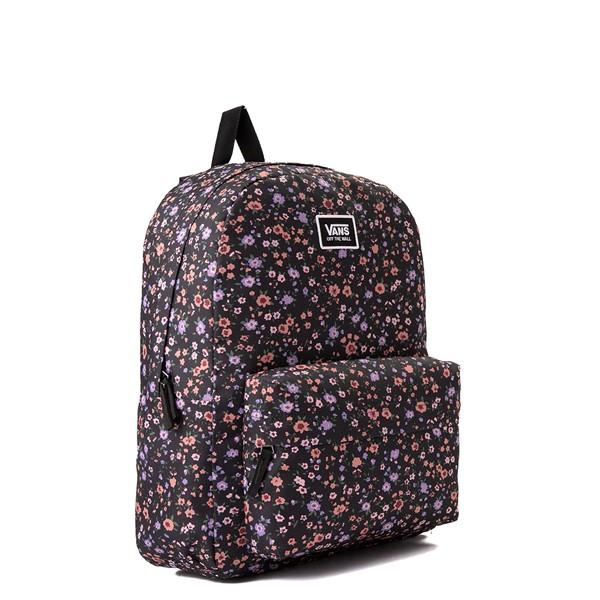 alternate view Vans Old Skool H2O Backpack - Black / Covered Ditsy FloralALT3