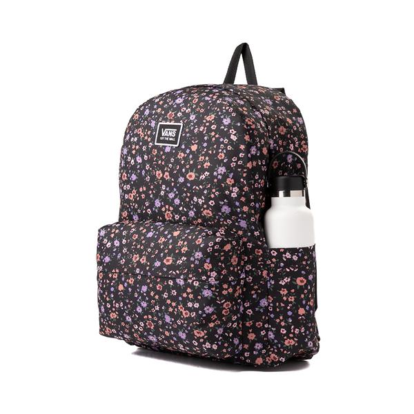 alternate view Vans Old Skool H2O Backpack - Black / Covered Ditsy FloralALT4