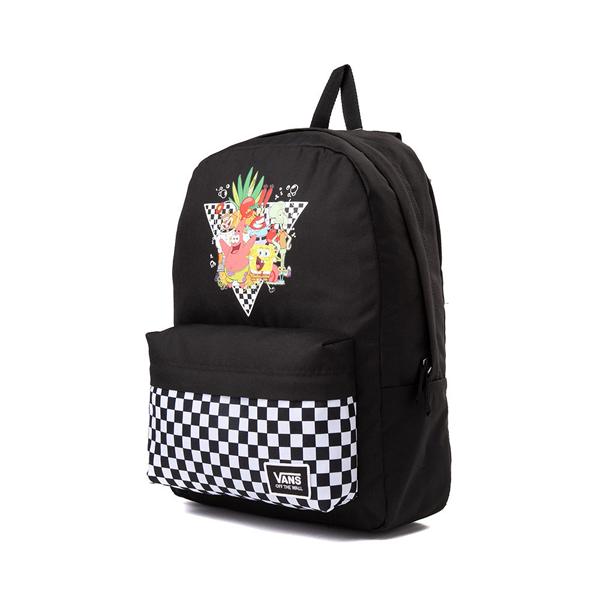 alternate view Vans x SpongeBob Squarepants™ Realm Backpack - BlackALT4