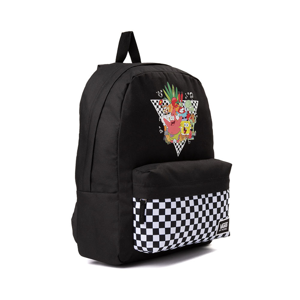 alternate view Vans x SpongeBob Squarepants™ Realm Backpack - BlackALT4B