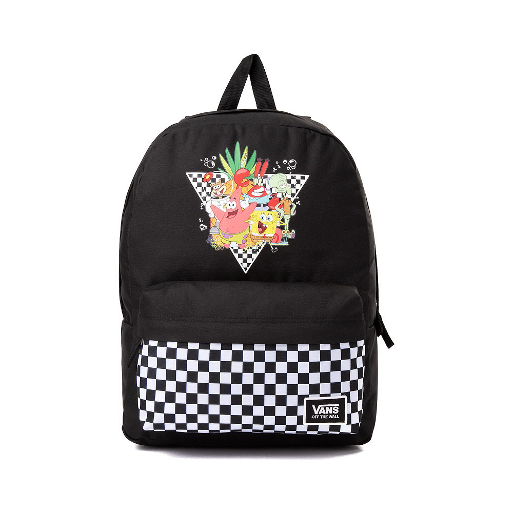 Vans x SpongeBob Squarepants™ Realm Backpack - Black