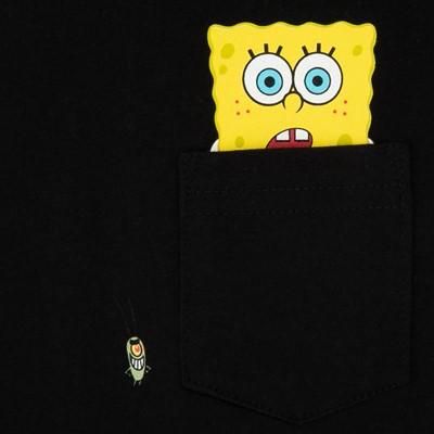 Alternate view of Vans x SpongeBob Squarepants™ Spotlight Tee - Toddler - Black