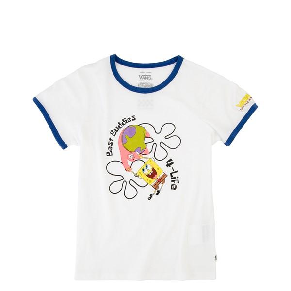 Vans x SpongeBob Squarepants™ Best Buddies 4-Life Tee - Little Kid / Big Kid - White
