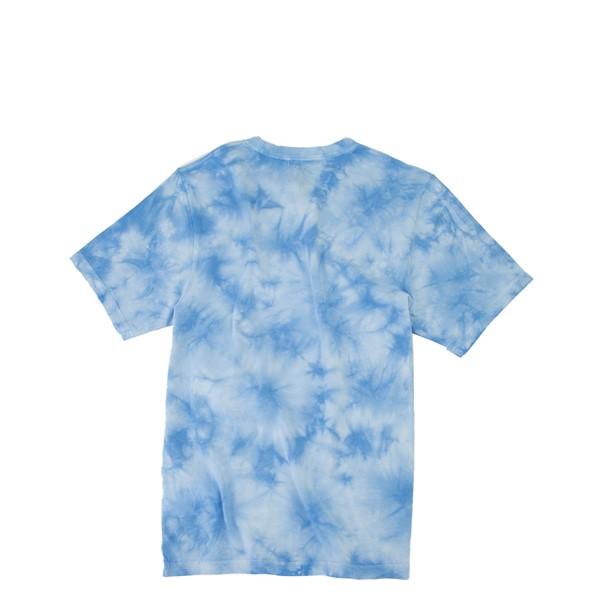 alternate view Vans Tie Dye Easy Box Tee - Little Kid / Big Kid - Natural BlueALT1