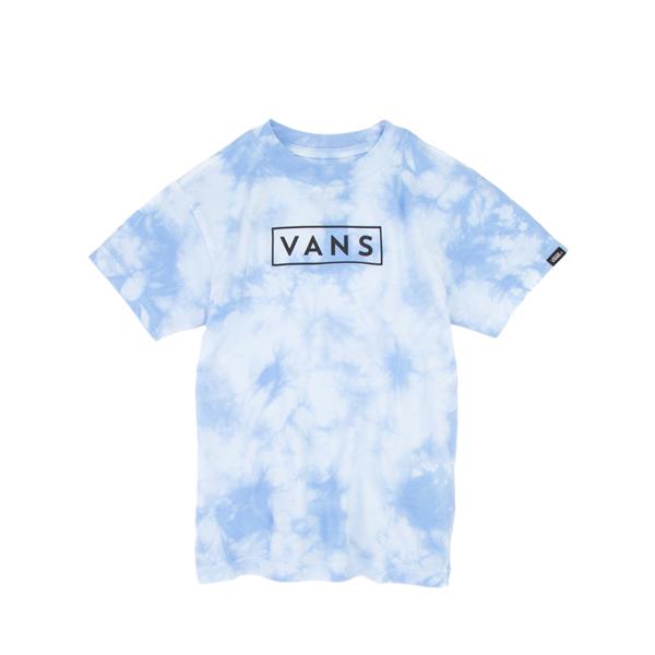 Vans Tie Dye Easy Box Tee - Toddler - Natural Blue