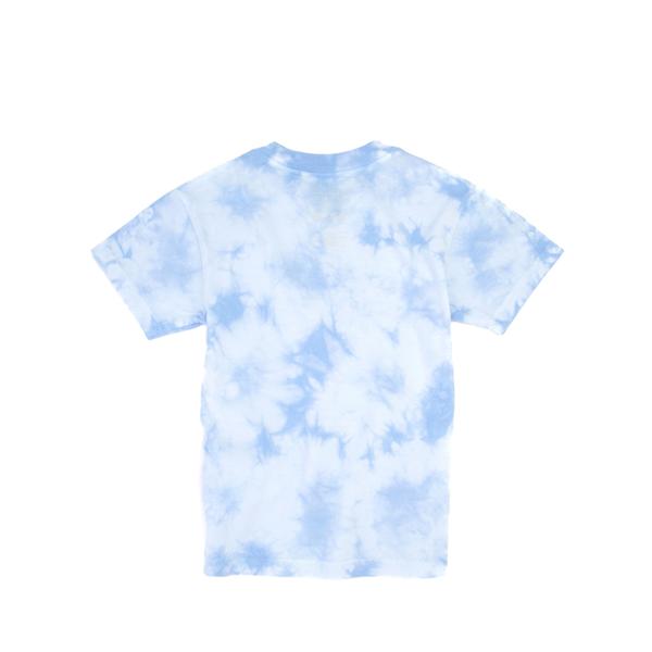 alternate view Vans Tie Dye Easy Box Tee - Toddler - Natural BlueALT1