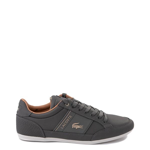 Main view of Mens Lacoste Chaymon Sport Sneaker - Dark Gray