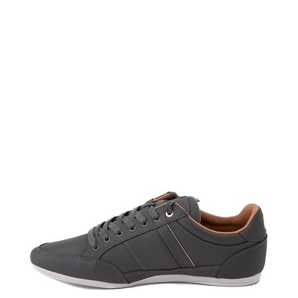 alternate view Mens Lacoste Chaymon Sport Sneaker - Dark GrayALT1