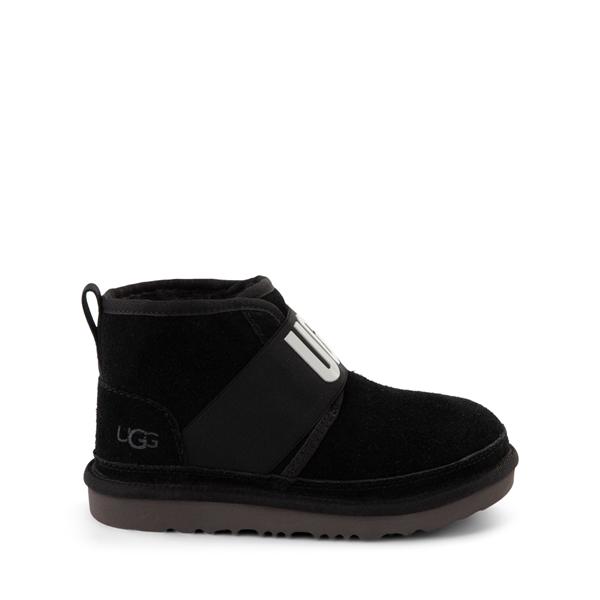 UGG® Neumel II Slip On Boot - Little Kid / Big Kid - Black