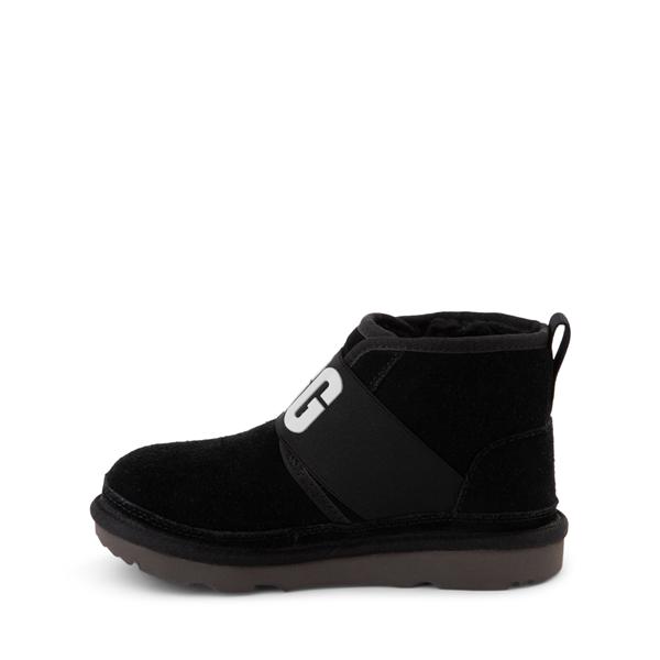 alternate view UGG® Neumel II Slip On Boot - Little Kid / Big Kid - BlackALT1