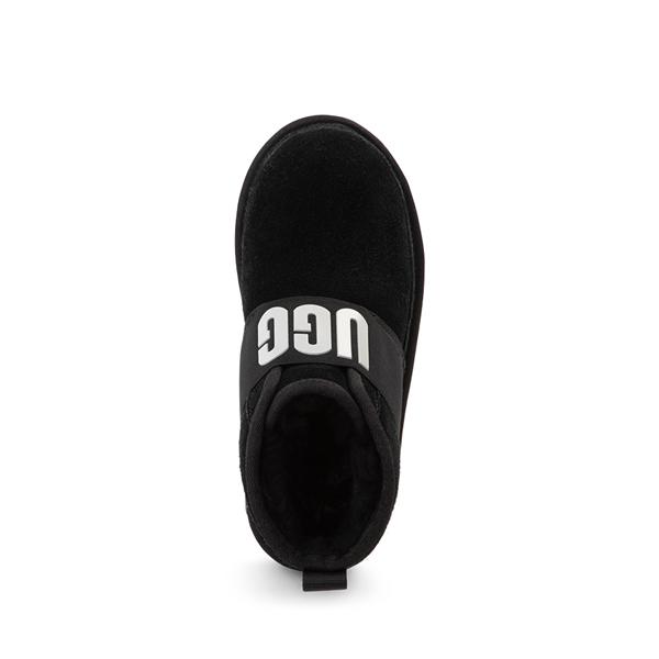 alternate view UGG® Neumel II Slip On Boot - Little Kid / Big Kid - BlackALT2