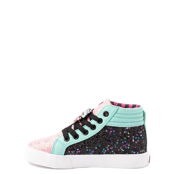alternate view Ground Up LOL Surprise!™ Hi Sneaker - Little Kid - MulticolorALT1