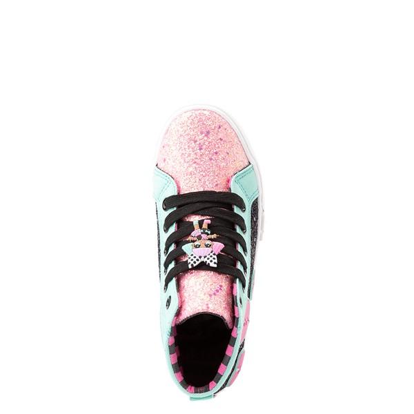 alternate view Ground Up LOL Surprise!™ Hi Sneaker - Little Kid - MulticolorALT2