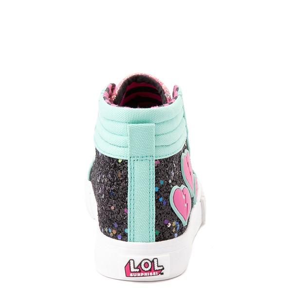 alternate view Ground Up LOL Surprise!™ Hi Sneaker - Little Kid - MulticolorALT4