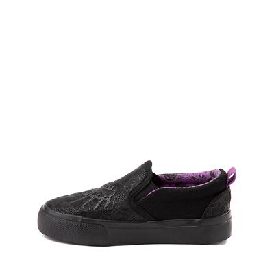 Alternate view of Ground Up Marvel Black Panther Slip On Sneaker - Toddler - Black