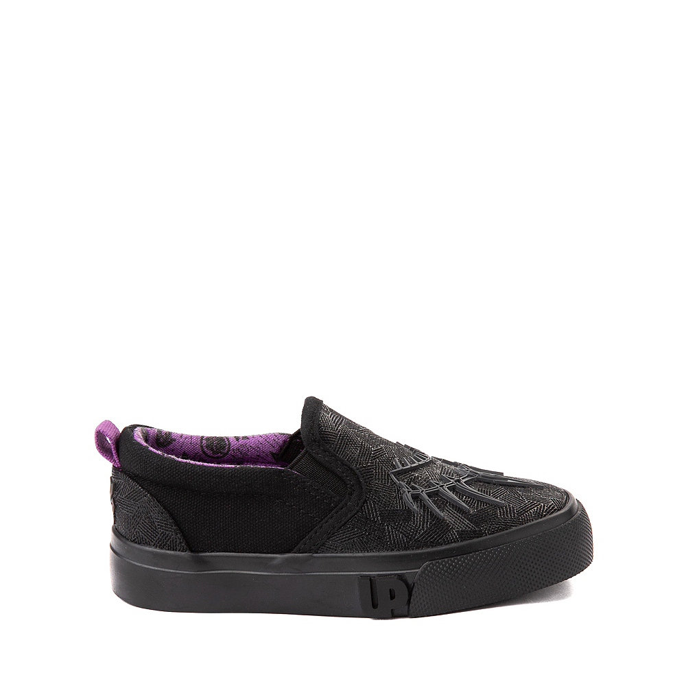 Ground Up Marvel Black Panther Slip On Sneaker - Toddler - Black