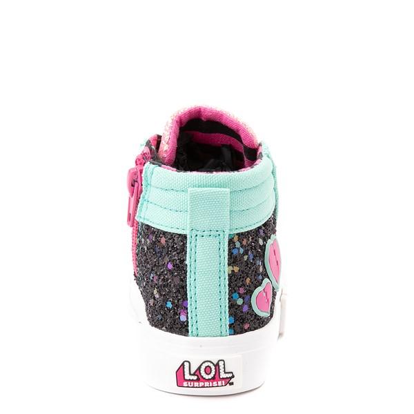 alternate view Ground Up LOL Surprise!™ Hi Sneaker - Toddler - MulticolorALT4