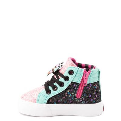 Alternate view of Ground Up LOL Surprise!™ Hi Sneaker - Toddler - Multicolor