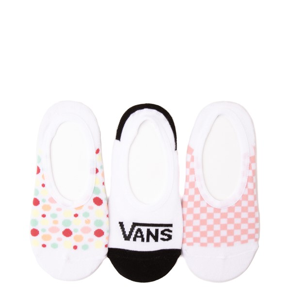 Vans Dot Canoodle Liners 3 Pack - Little Kid - Red