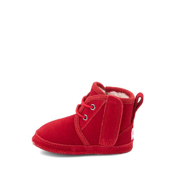 alternate view UGG® Neumel Boot - Baby / Toddler - Samba RedALT1