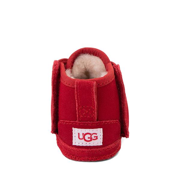 alternate view UGG® Neumel Boot - Baby / Toddler - Samba RedALT4