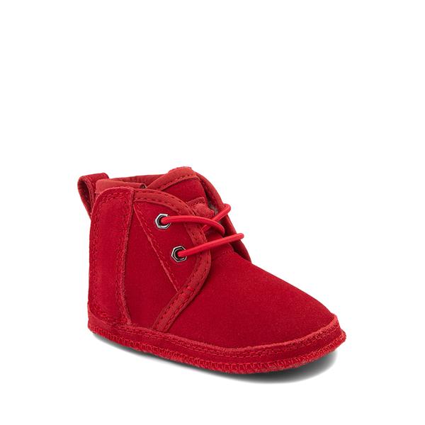 alternate view UGG® Neumel Boot - Baby / Toddler - Samba RedALT5