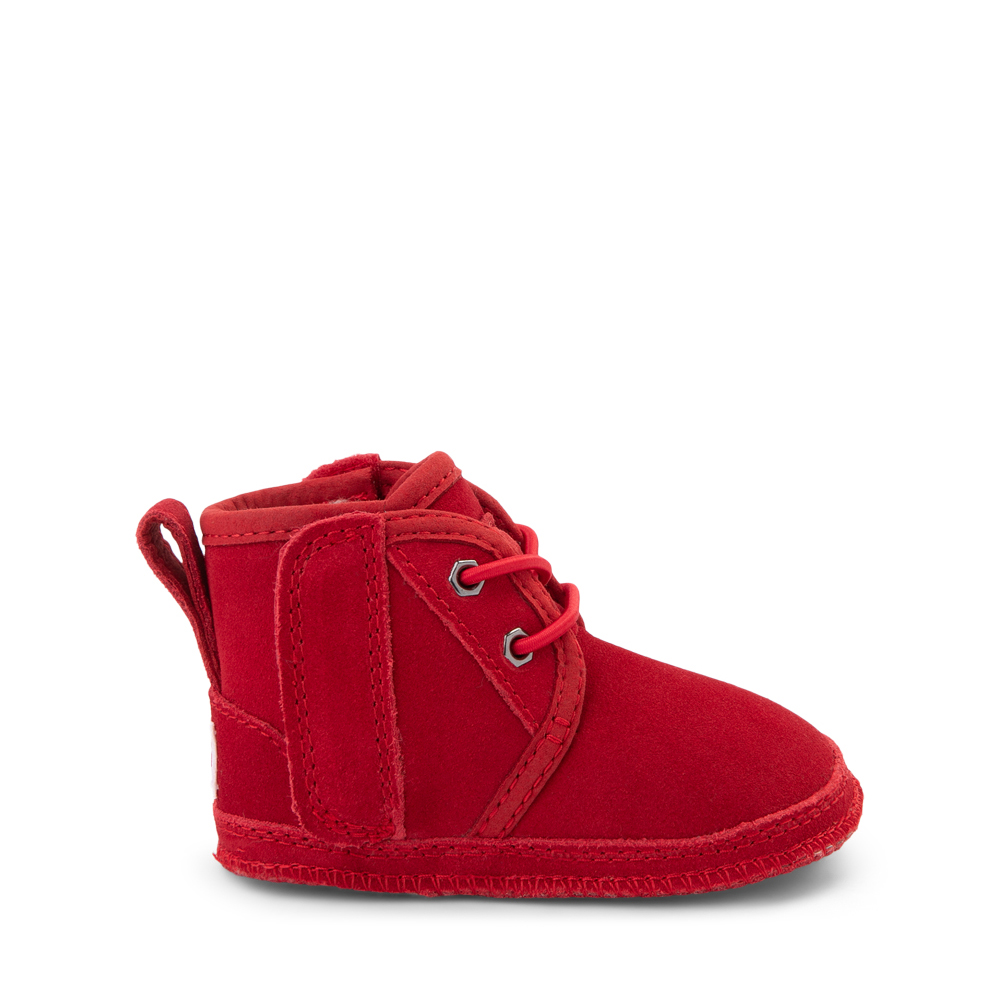 UGG® Neumel Boot - Baby / Toddler - Samba Red