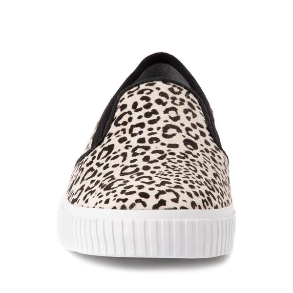 alternate view Womens Timberland Skyla Bay Safari Slip On Casual Shoe - LeopardALT4