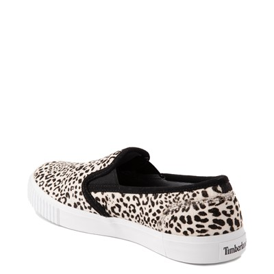 Alternate view of Womens Timberland Skyla Bay Safari Slip On Casual Shoe - Leopard