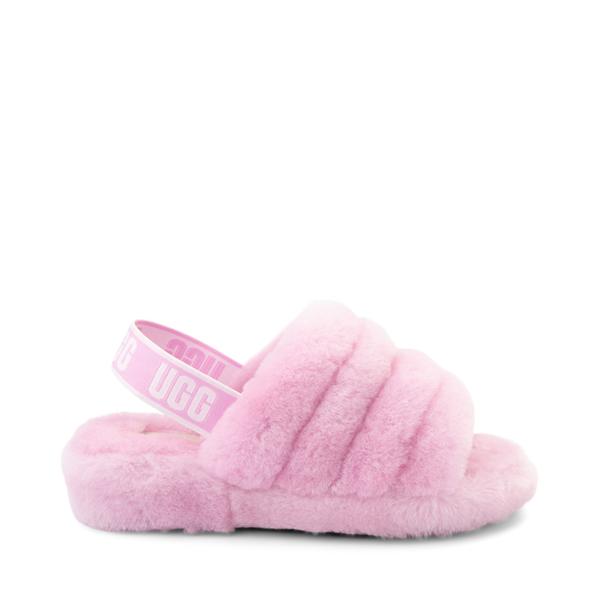 Womens UGG® Fluff Yeah Slide Sandal - Primrose