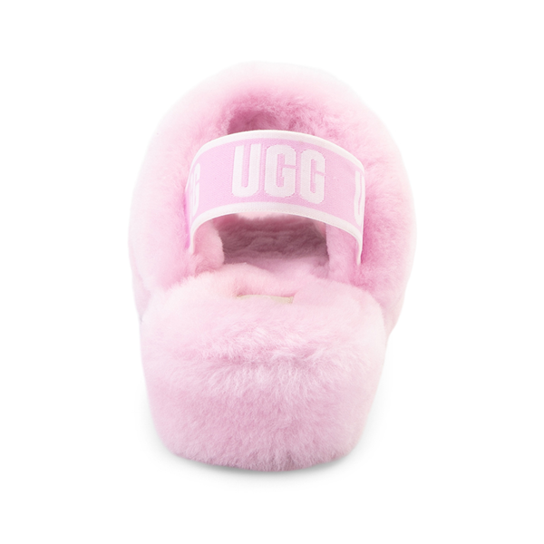 alternate view Womens UGG® Fluff Yeah Slide Sandal - PrimroseALT4