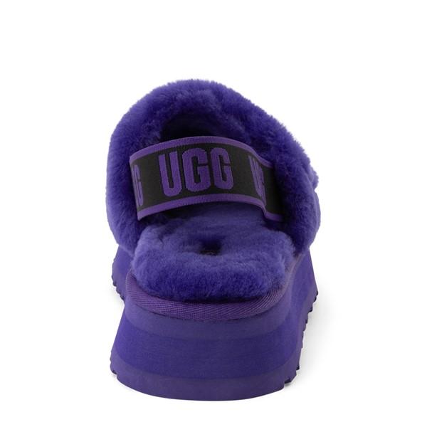 alternate view Womens UGG® Disco Platform Slide Sandal - Violet NightALT4