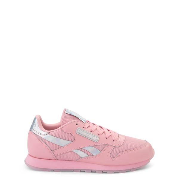 Reebok Classic Athletic Shoe - Big Kid - Pink / Iridescent