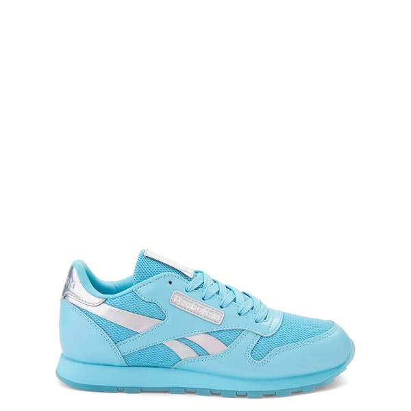 Reebok Classic Athletic Shoe - Big Kid - Blue / Iridescent