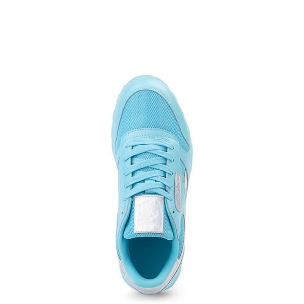 alternate view Reebok Classic Athletic Shoe - Big Kid - Blue / IridescentALT2