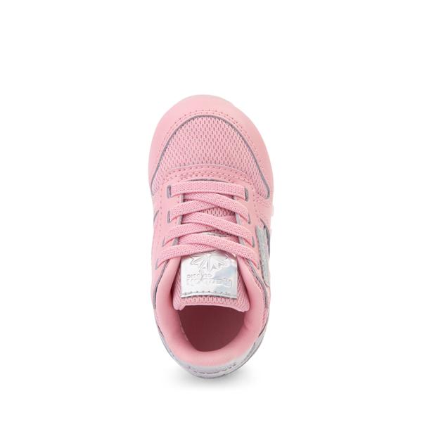 alternate view Reebok Classic Athletic Shoe - Baby / Toddler - Pink / IridescentALT2