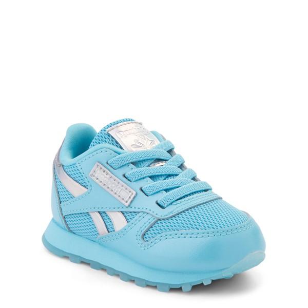 alternate view Reebok Classic Athletic Shoe - Baby / Toddler - Blue / IridescentALT5