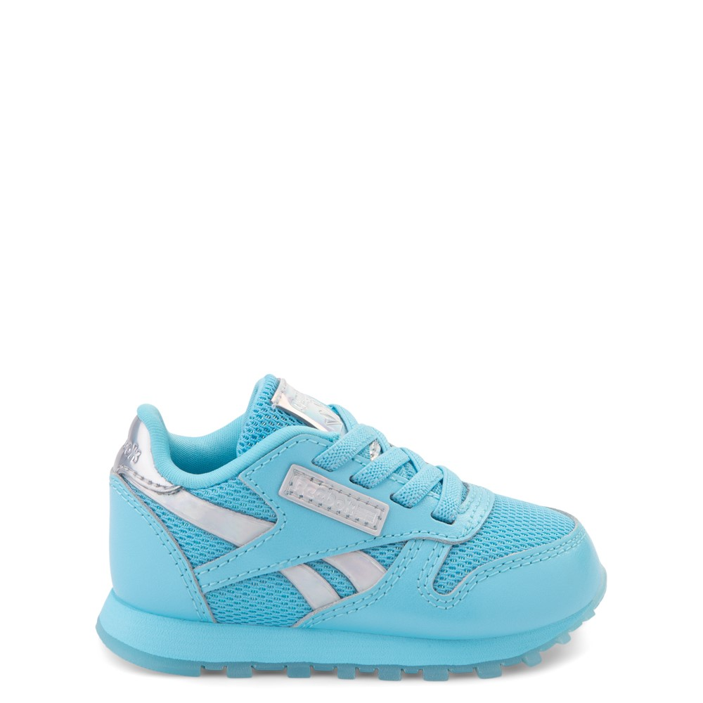 Reebok Classic Athletic Shoe - Baby / Toddler - Blue / Iridescent