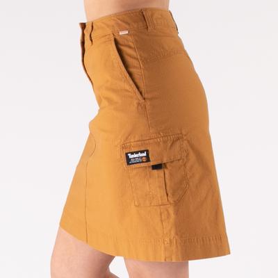 Alternate view of Womens Timberland Utility Skirt - Wheat