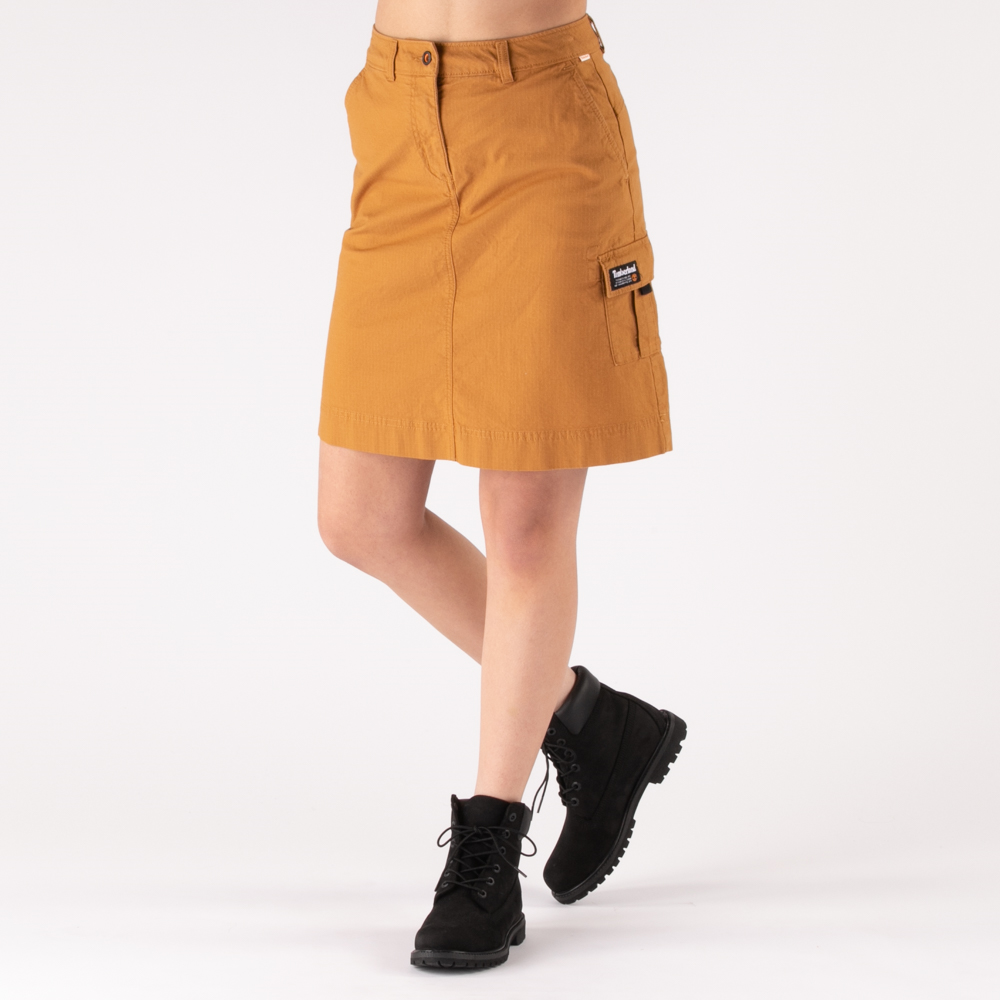 Womens Timberland Utility Skirt - Wheat
