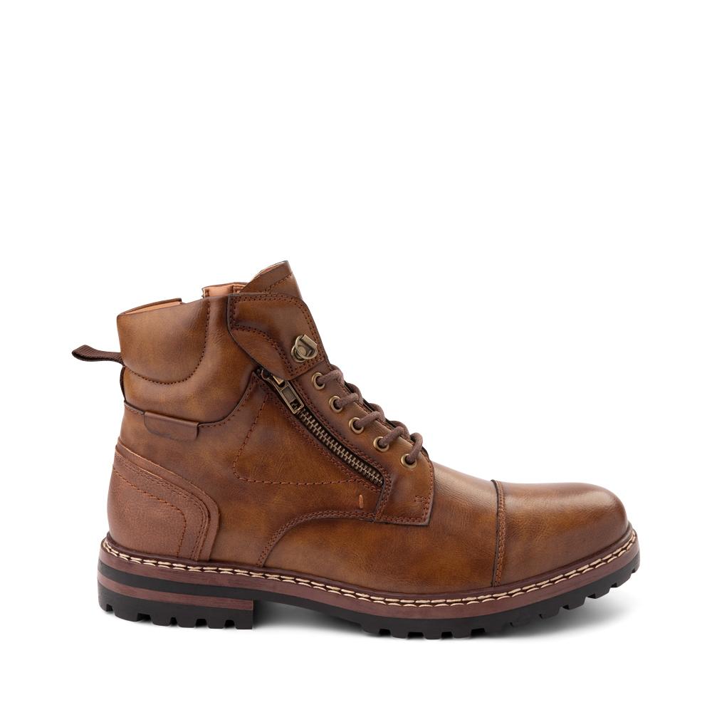 Mens Steve Madden Santor Boot - Cognac