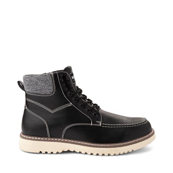 Mens Steve Madden Dastir Boot - Black