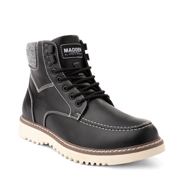 alternate view Mens Steve Madden Dastir Boot - BlackALT5
