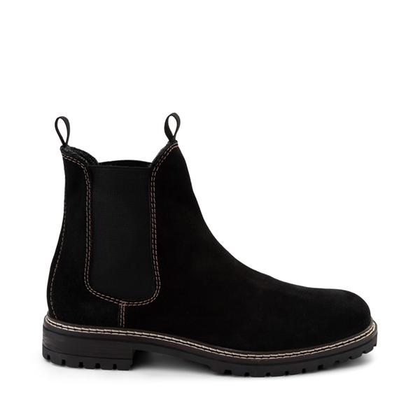 Mens Crevo Douro Chelsea Boot - Black