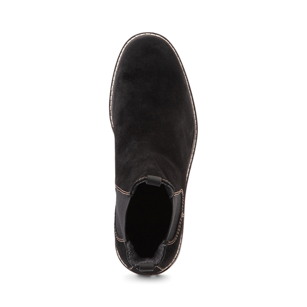 alternate view Mens Crevo Douro Chelsea Boot - BlackALT2