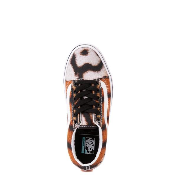 alternate view Vans x Project CAT Old Skool ComfyCush® Skate Shoe - Little Kid - Multi-TigerALT2