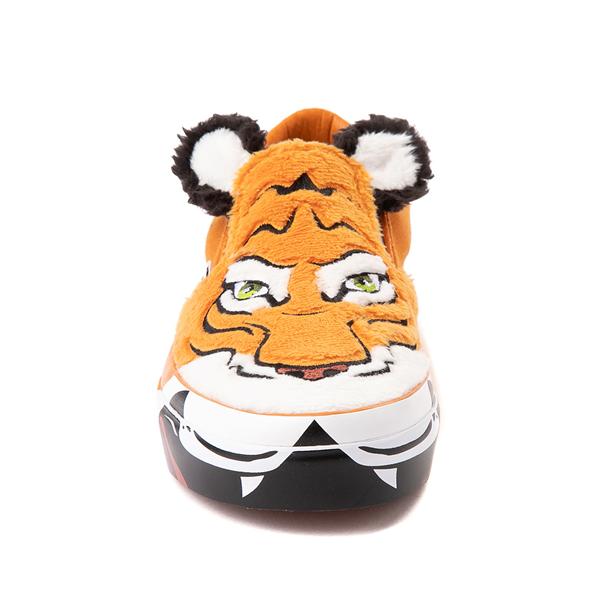 alternate view Vans x Project CAT Slip On Skate Shoe - Little Kid - Wild TigerALT2B