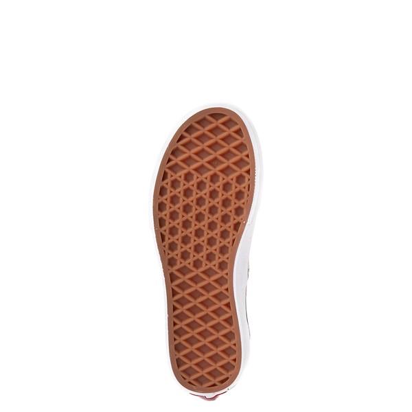 alternate view Vans Authentic 3D Checkerboard Skate Shoe - Little Kid - MulticolorALT3
