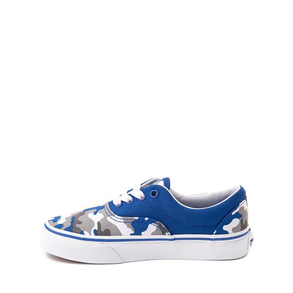 alternate view Vans Era Skate Shoe - Little Kid - Nautical Blue CamoALT1