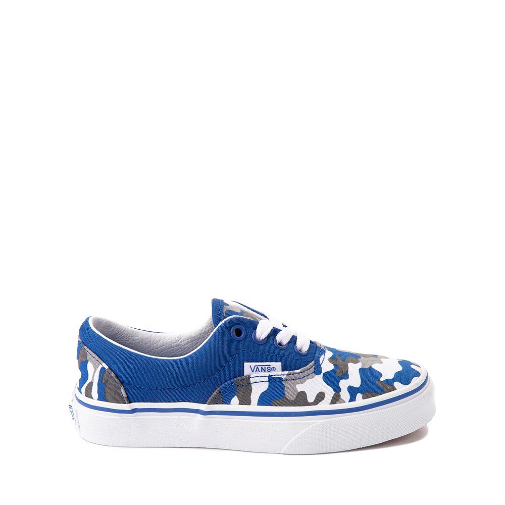 Vans Era Skate Shoe - Little Kid - Nautical Blue Camo